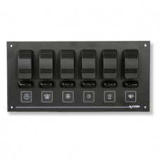 6 Way Switch / Fuse Panel