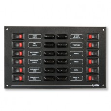 12 Way Visi-Switch / Fuse Panel