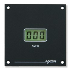 Digital Ammeter Panel - DC