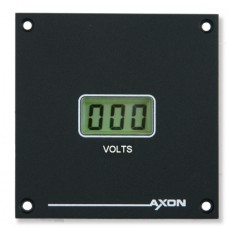 Digital Voltmeter Panel - AC