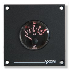 Gauge Panel (fascia only) - 1 aperture