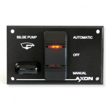 Automatic Water-Resistant Bilge Pump Switch / Fuse Panel